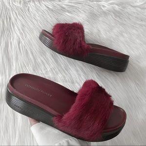 Donald J. Pliner Furfi Slide Sandal